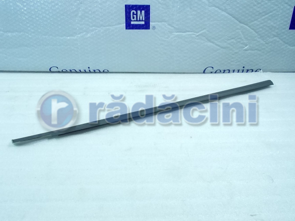 Perie geam usa spate dr (exterior)  cod 96314585