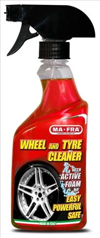 Detergent Jante Si Anvelope Wheel & Tyre Cleaner 500 ml Ma-Fra 0