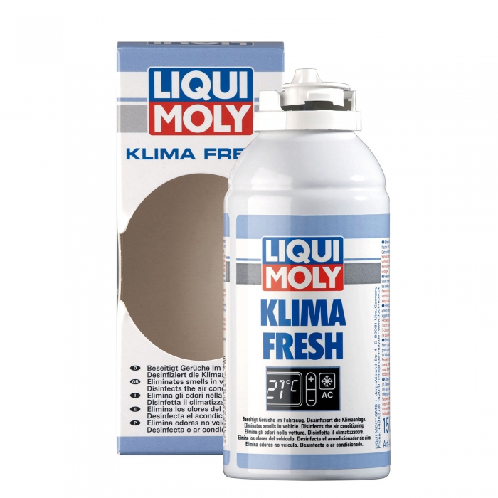 Spray igienizare aer conditionat Liqui Moly Klima Fresh, 150 ml 0