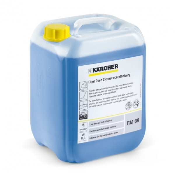 Agent curatare podele KARCHER RM 69 Floor Cleaner 10l 0