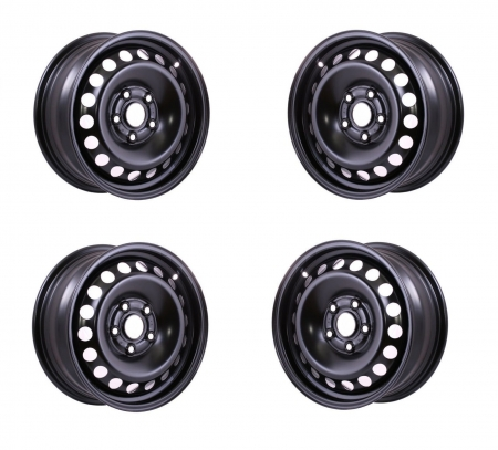 "Set 4 Jante otel Opel Astra-H 2004-2009 6.5Jx15""H2, 5x110x65, ET35"