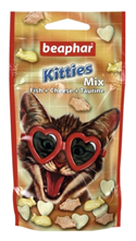 BEAPHAR RECOMPENSE PISICA KITTIES MIX 32,5 G