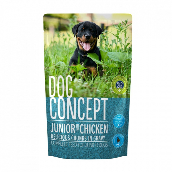DOG CONCEPT PLIC JUNIOR 100 G 0
