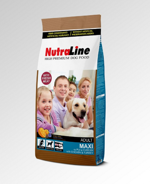 HR CAINE NUTRALINE ADULT MAXI 12.5 KG