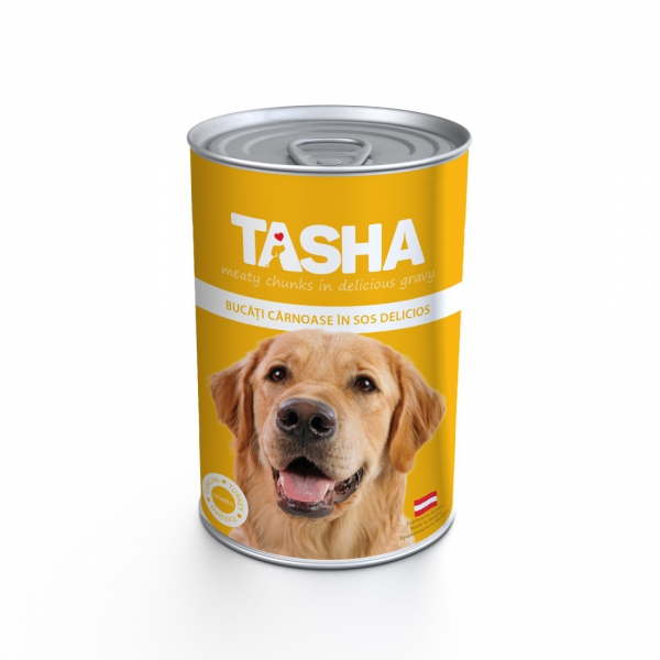 TASHA DOG CONS CURCAN 415 G 0