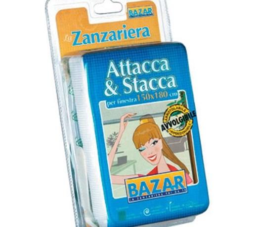 ATTACCA & STACCA plasă de țânțari pentru fereastră 0