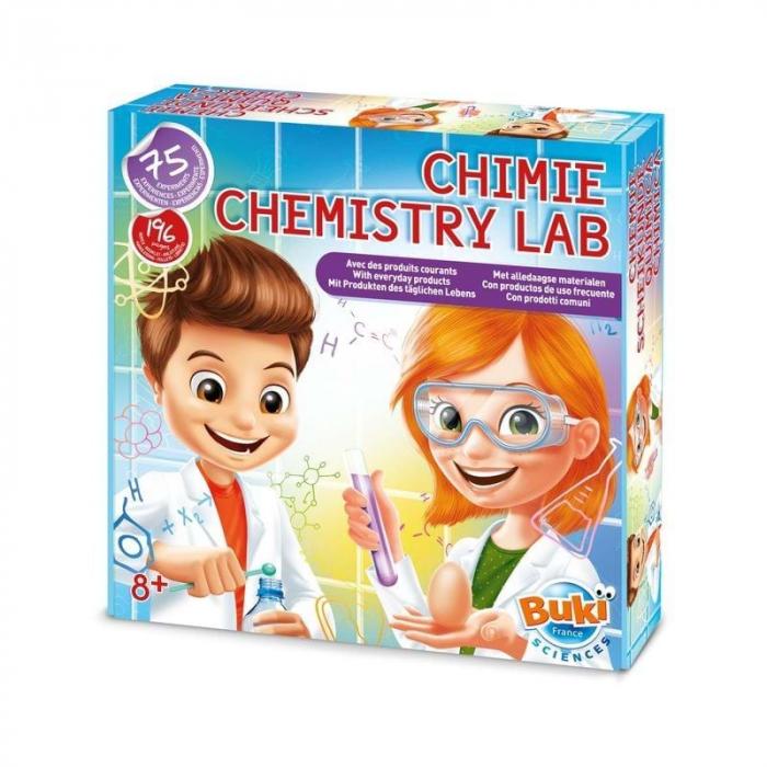 Laboratorul de chimie - 75 de experimente [0]