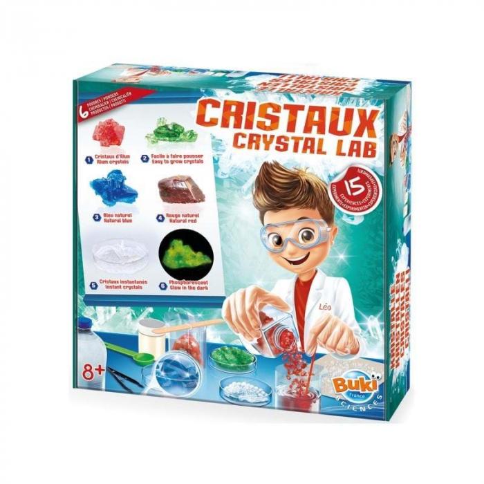 Laboratorul de cristale - 15 experimente [0]