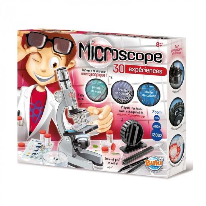 Microscop - 30 experimente 0