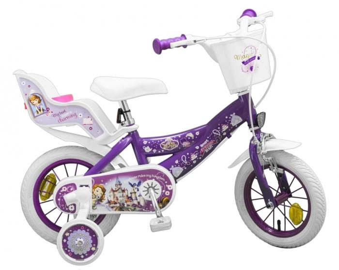 """Bicicleta 12"""" Sofia the First [0]"""