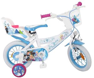 "Bicicleta 14"" Frozen 0"