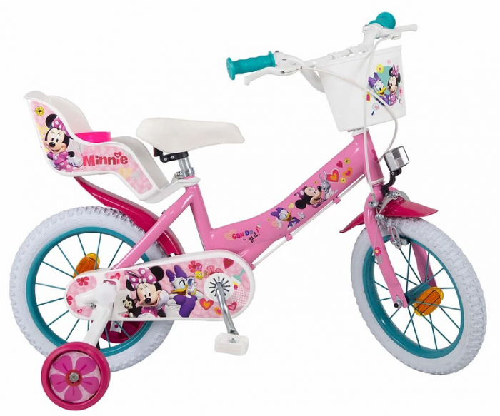 "Bicicleta 14"" Minnie Mouse [0]"