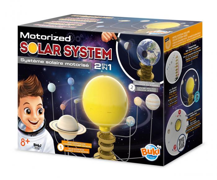Sistemul solar Motorizat 0