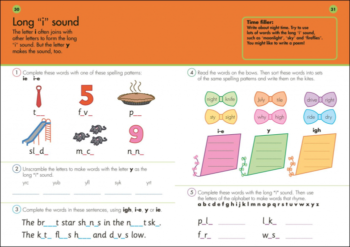 10 Minutes A Day Spelling Ages 5-7 Key Stage 1 [2]