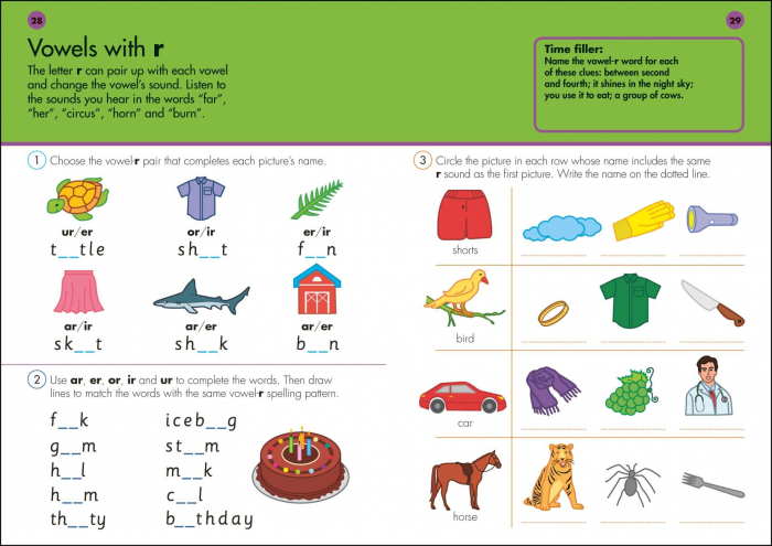 10 Minutes a Day Spelling Fun Ages 5-7 Key Stage 1 [2]