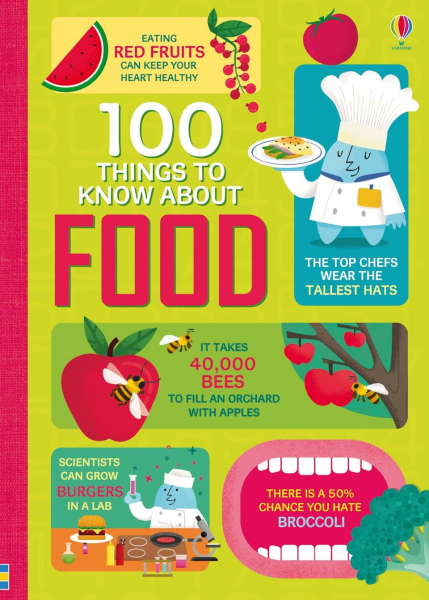 100 things to know about food 0