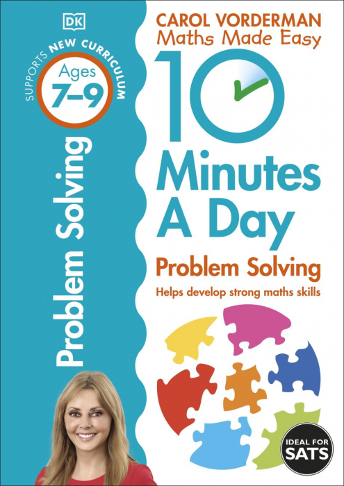 10 Minutes a Day Problem Solving Ages 7-9 Key Stage 2 0