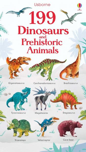 199 Dinosaurs and prehistoric animals 0