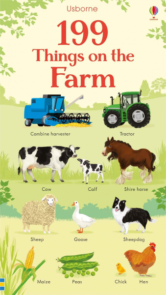 199 things on the farm 0