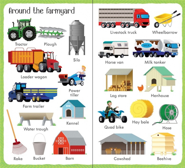 199 things on the farm [1]