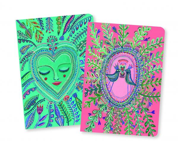 Set 2 carnetele  Love Amalia 0