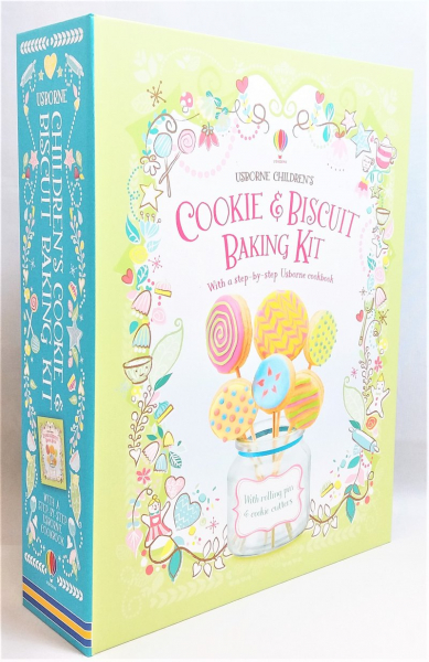 Cookie and biscuit baking kit 0