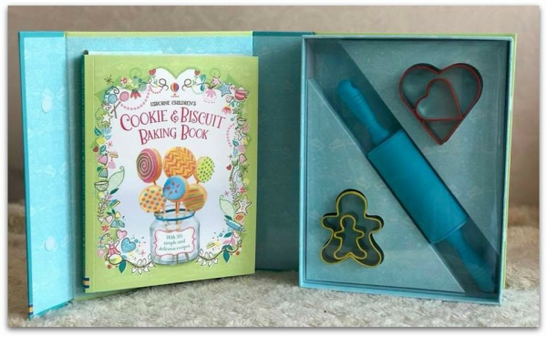 Cookie and biscuit baking kit 1