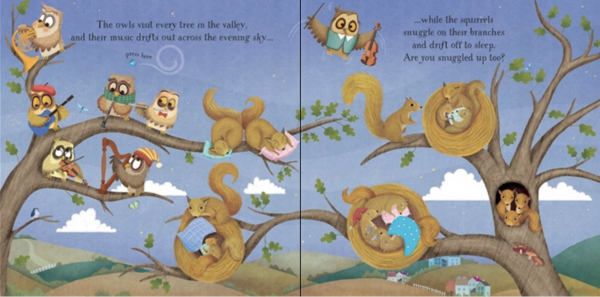 Baby's bedtime music book 2