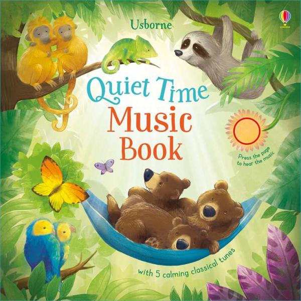 Quiet time music book 0