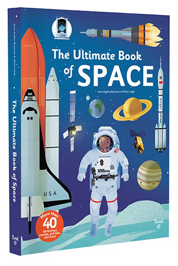 The ultimate book of space 0