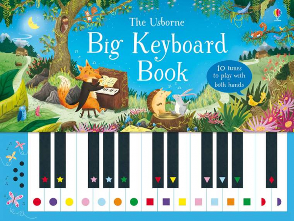 Big Keyboard Book 0