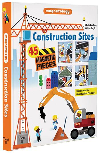 Construction sites magnetology 0