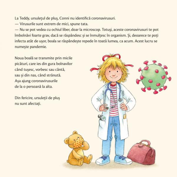 Conni învață despre Coronavirus 3
