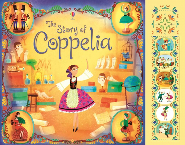 The Story of Coppelia Carte muzicala [0]