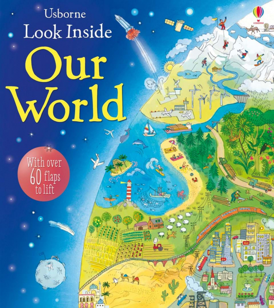 Look Inside Our World 0