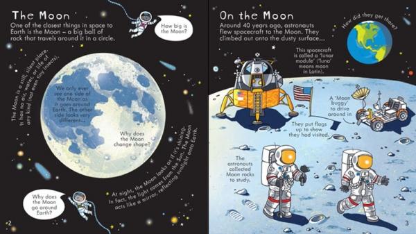 Look Inside Space 1