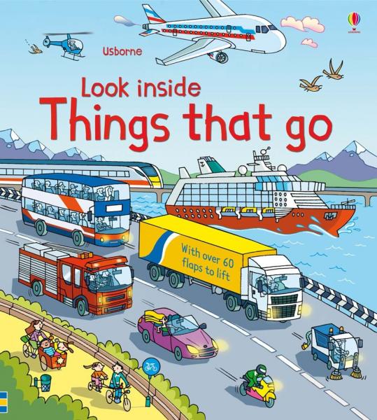 Look Inside Things That Go [0]