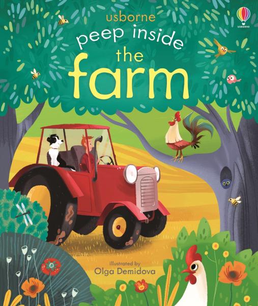 peep inside the farm 0