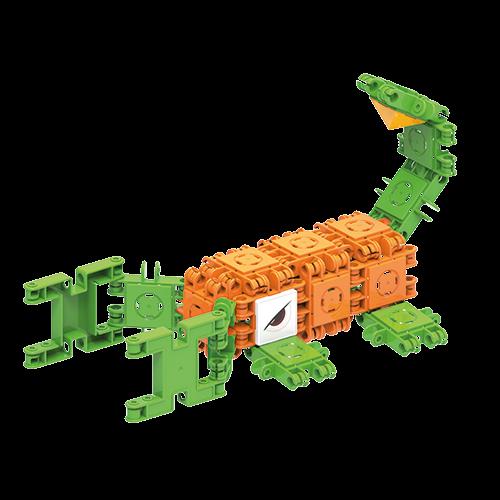 Set de construit Clicformers- Insecte, 30 piese 1