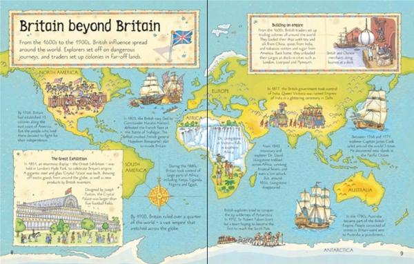 See Inside the History of Britain 2