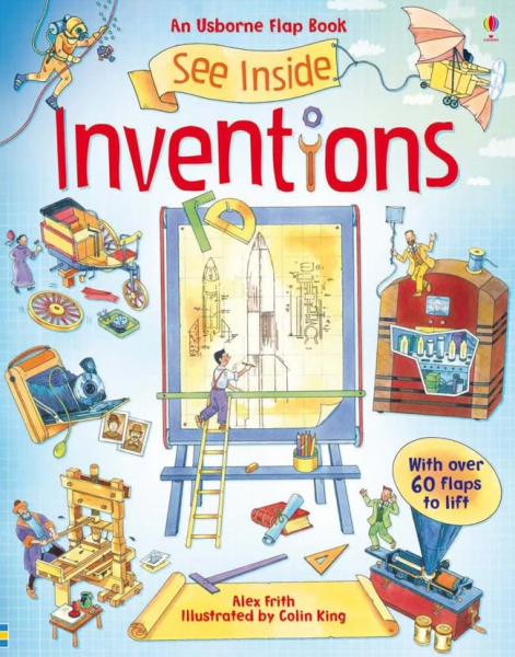 See inside Inventions 0