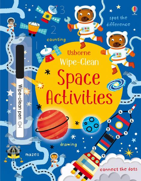 Space activities wipe clean 0
