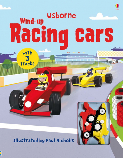 Wind-up Racing Cars 0
