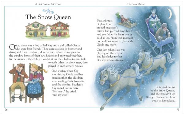 A Treasury of Fairy Tales and Myths [2]