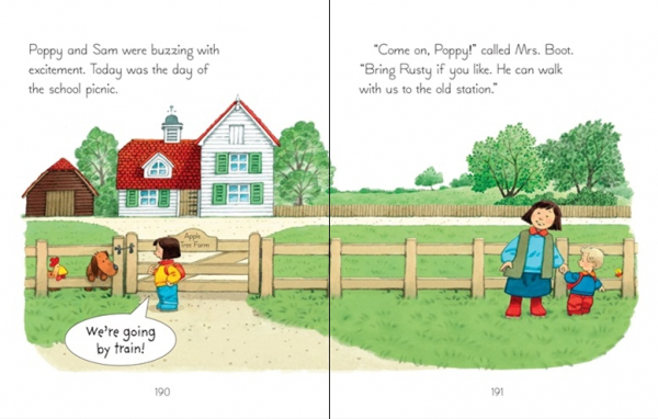 Poppy and Sam Animal Stories 1