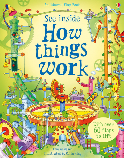 see inside how things work 0