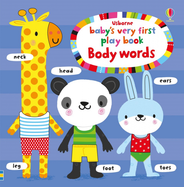 baby playbook body words 0