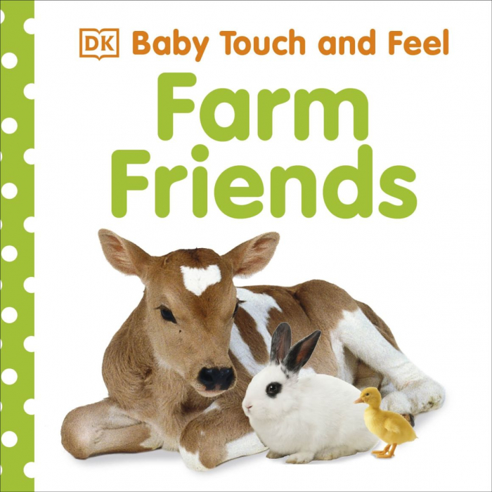 Baby Touch and Feel Farm Friends 0