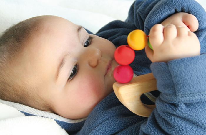 Bărcuța curcubeu pentru bebeluși [1]