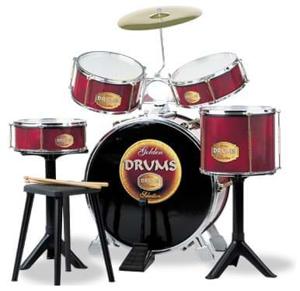 Baterie, Set tobe Golden Drums 0